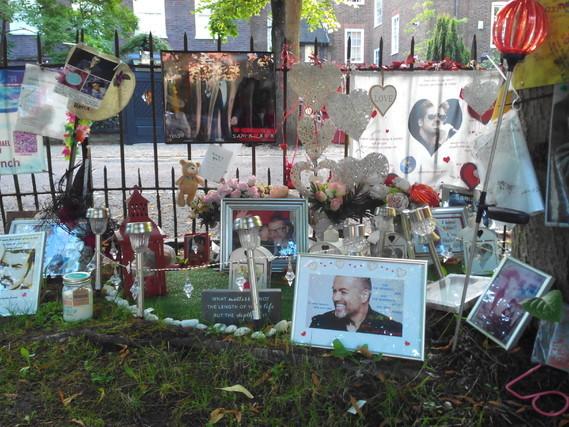 Nos hommages à Highgate