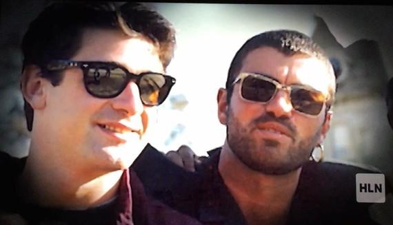 George & Anselmo