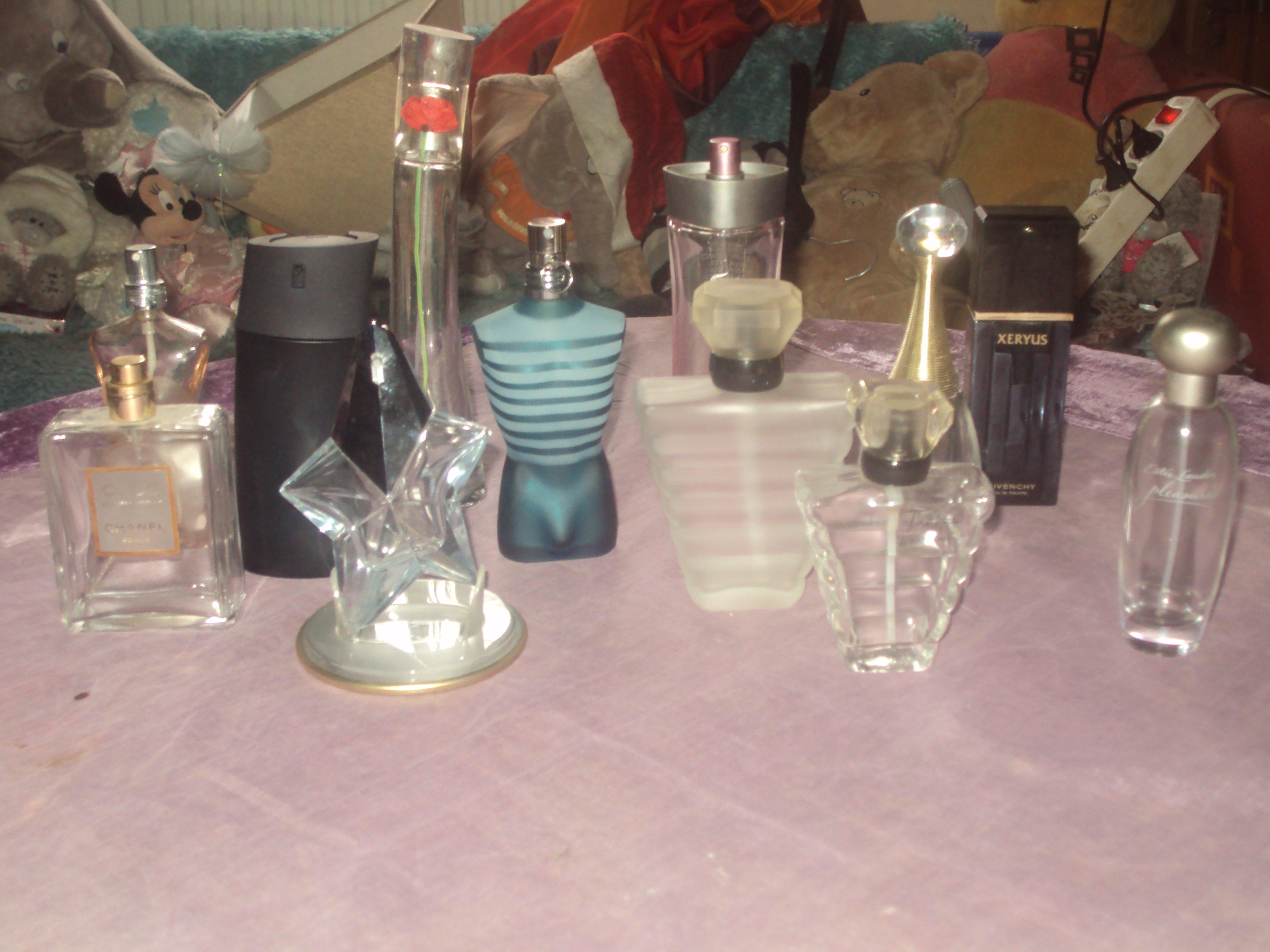 Recherche Bouteilles De Parfums Vides Forum Libre Vie Pratique