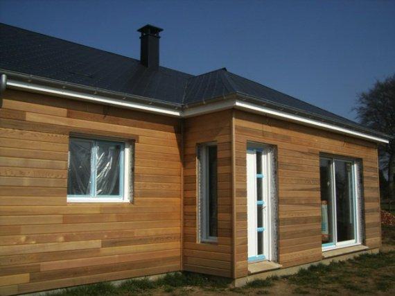 construction maison en bois artisan normandie Groupement d' artisans artisan2776 Photos  # Maison En Bois Normandie