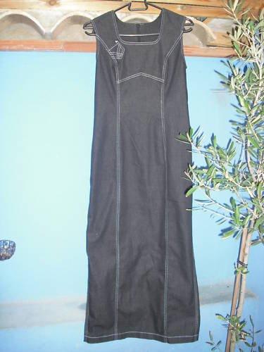 Robe neuve en jean