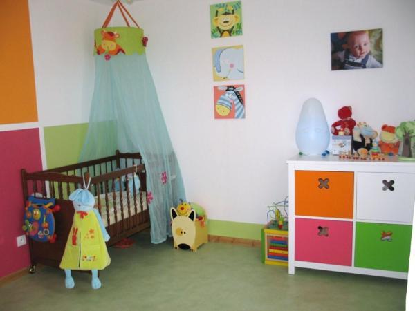 Idee Chambre Bebe D Co Leelaaa Photos Club Doctissimo