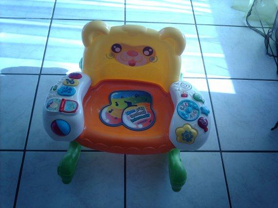 mon petit fauteuil intéractif 20 euros