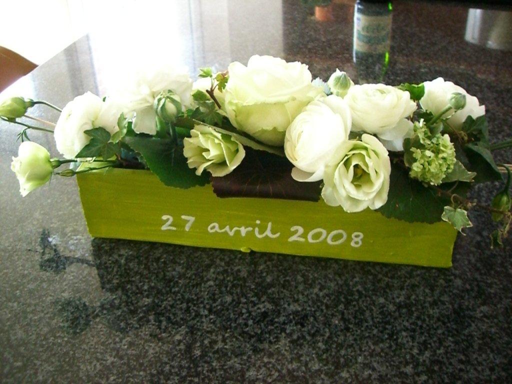 Ou Acheter De La Mousse Pour Piquer Des Fleurs question fleurs et centre de table - salles et décorations