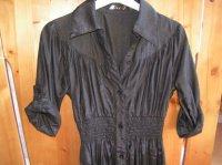 Tunique longue chemise se porte avec legging par ex taille S