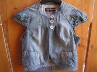 Petite veste en jean taille XS comme neuve