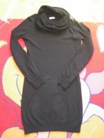 Robe pull taille 36