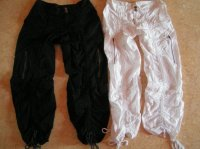 2 pantacourts Taille 38