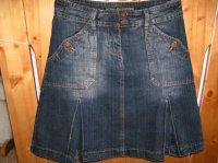 Jupe en jean taille 36 (jennifer)