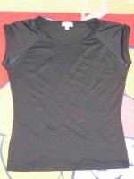 Tee shirt noir naf naf taille M (taille plutot S)