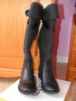 Botte cavaliere noir 36