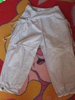 Sarouel court gris taille S tbe 5€