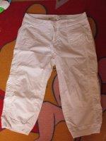 Pantacourt blanc Mim 38 tbe peu porté 4€