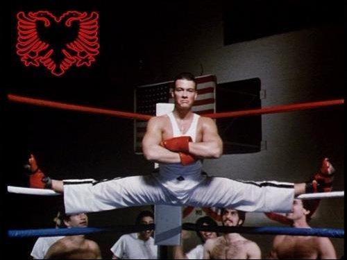 Jean Claude Van Damme (Karate Tiger) (Albanian) (1)2