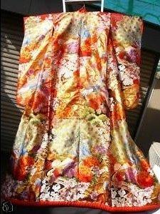 kimono acheté
