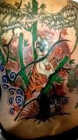 Tattoo gros caca