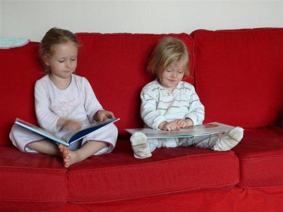 les futures grandes soeurs :)