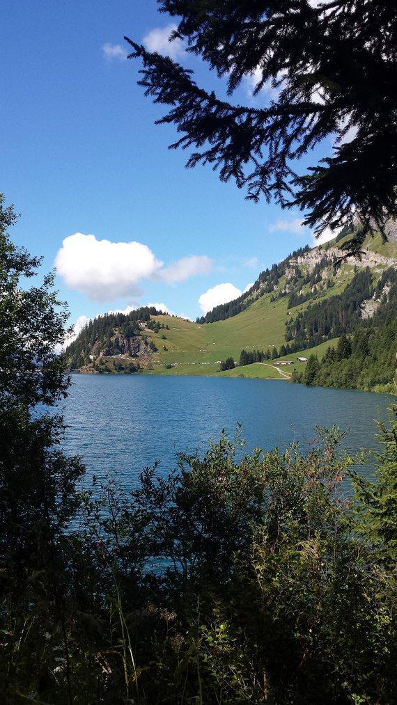 lac de ST guérin