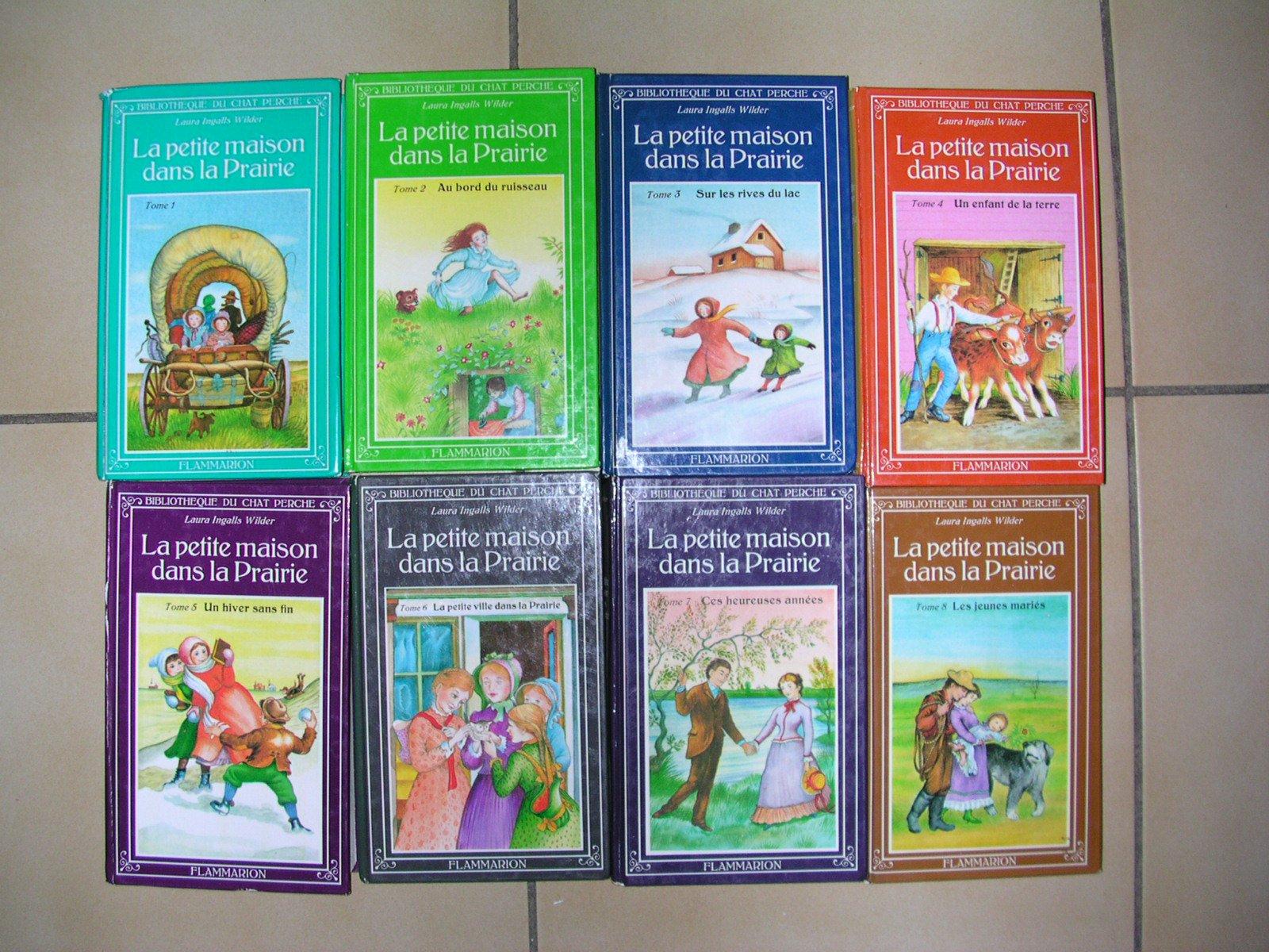 collection la maison dans la prairie livres druide sevy photos club doctissimo
