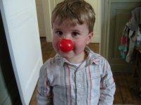 léon et son nez rouge