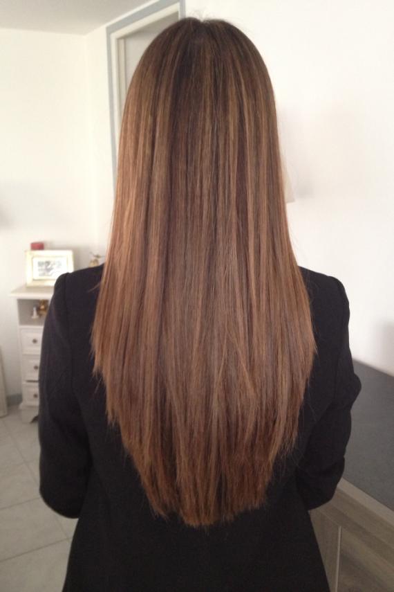 Ombr 233 Hair Brun Fonc 233