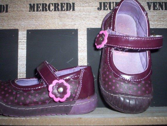 chaussures pointure 21