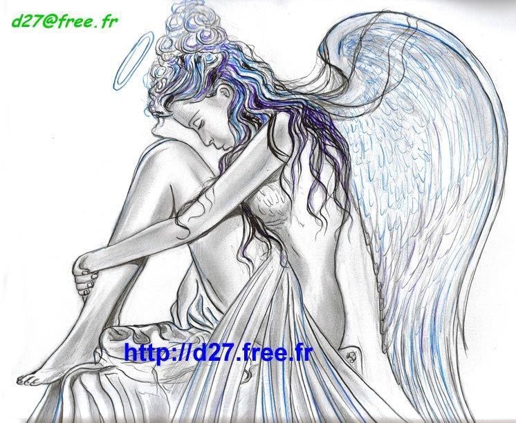 najouel - dessin d'ange - ange-gwen - Photos - Club Doctissimo