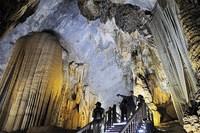 grotte du paradis vietnam