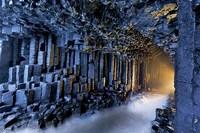 grotte fingal écosse