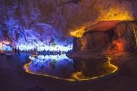 grottes des flutes de roseau chine