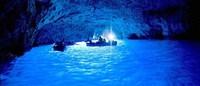 italie grotte bleue