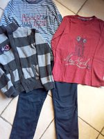 Ensemble sergent major Brooklyn 8 ans 4 pièces - 25 €
