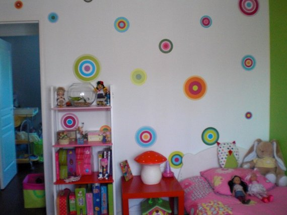 Chambre Fille Multicolore - Rellik.us - rellik.us