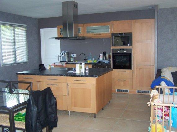 Cuisine Ouverte Notre Maison Gregre11 Photos Club