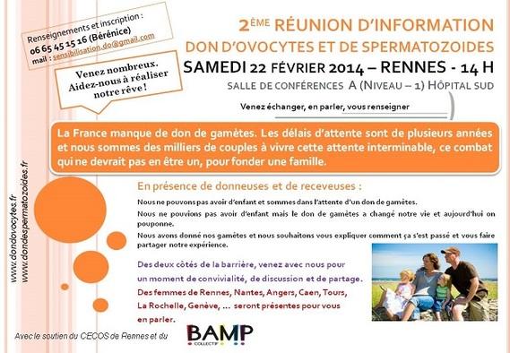 Rennes don d'ovocytes