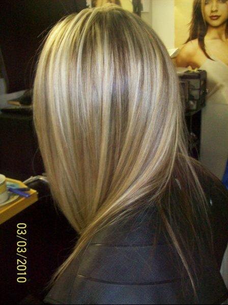 Coiffure blond cuivré doré, Cheveux Blond Cuivré