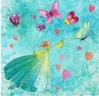 Papillon fée