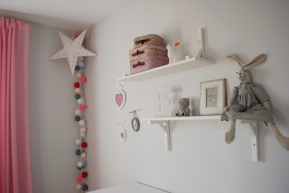 Deco chambre liberty rose gris chambre de b b forum grossesse b b for Idee deco chambre bebe fille forum
