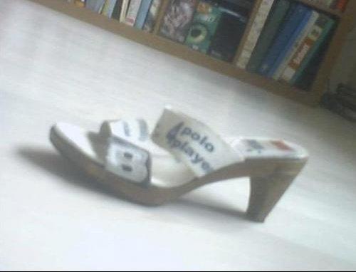 chaussure a moi