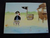 L'île au pirate