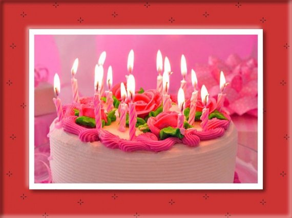 gâteau d'annversaire 2