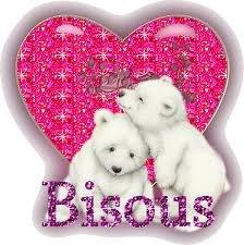 bisous nounours