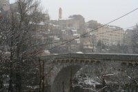 Vielle ville sous la neige-2