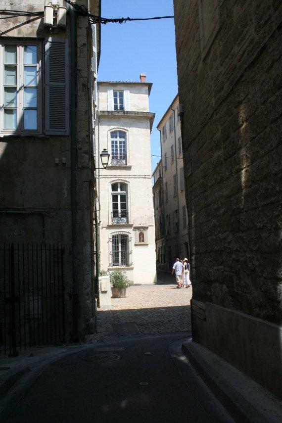 Ruelle d'avignon