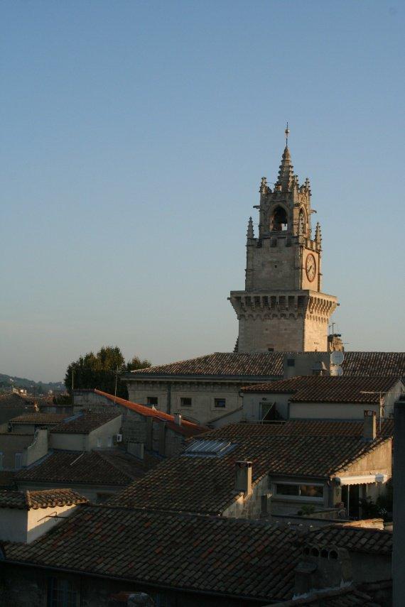 Beffroi de l'hôtel de ville d'Avignon