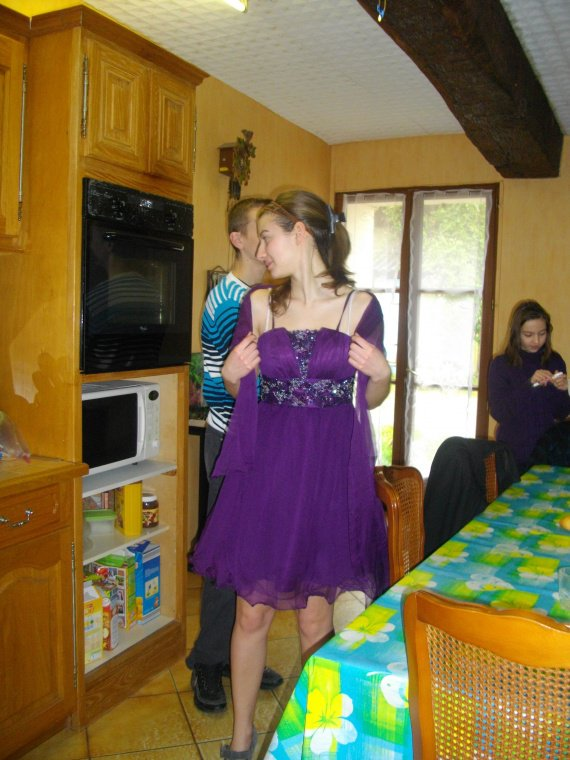 Photo robe demoiselle d honneur 003