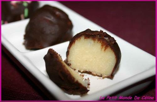 truffes choco blanc 2