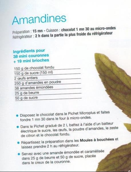 amandines