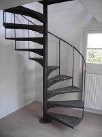 Escalier helicoilal