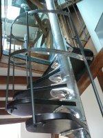sécurisation d'un escalier Tallon